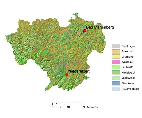 Westerwald Karte.Landesforsten Rheinland Pfalz Westerwald Willkommen In